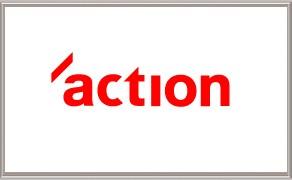 Оформление мероприятия для рекламного агентства  ACTION