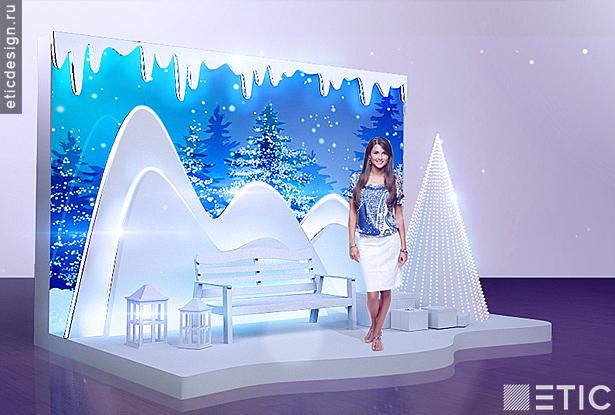 Изготовление декораций в Москве