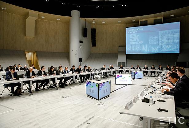 Оформление деловых конференций