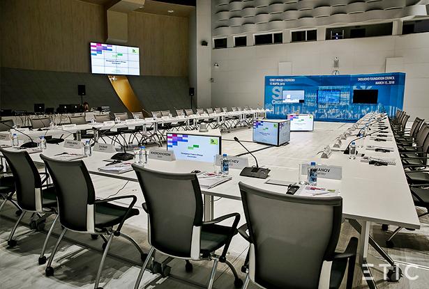 Оформление конференций в Москве